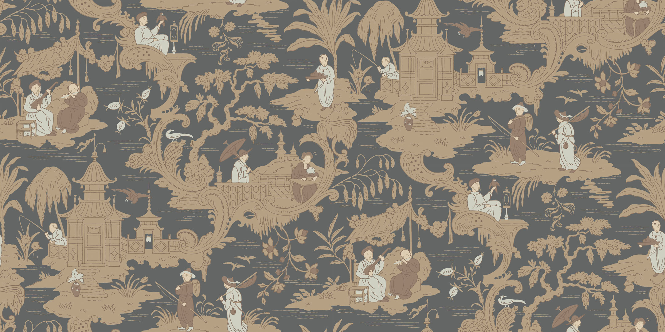 Обои Cole & Son Archive Anthology 100-8040