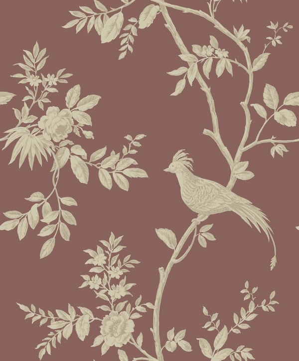 Обои Aquarelle Wallcoverings Milano 00121 CO