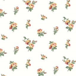 Обои Aura English Florals G34344