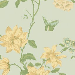 Обои Aura English Florals G34307