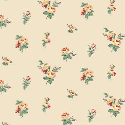 Обои Aura English Florals G34349